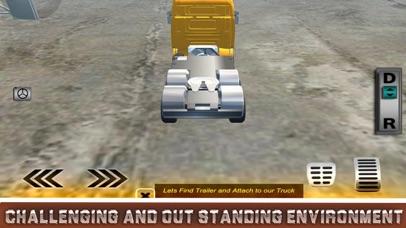Uphill Oil Tanker Driving screenshot 1