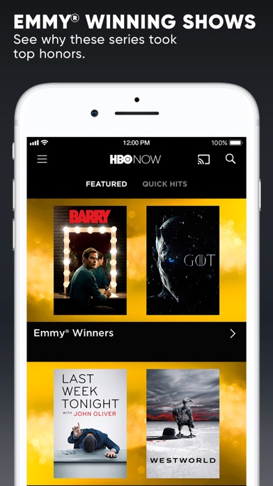Download HBO NOW for Pc