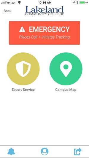 Lakeland Community College Campus Map.Lakeland Safe On The App Store