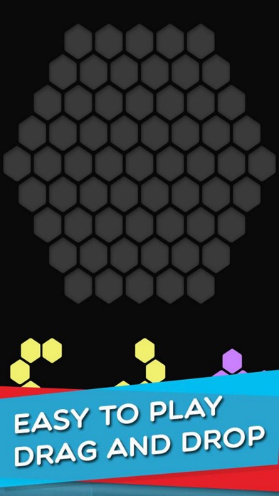 Dark Hexagon - Block screenshot 1