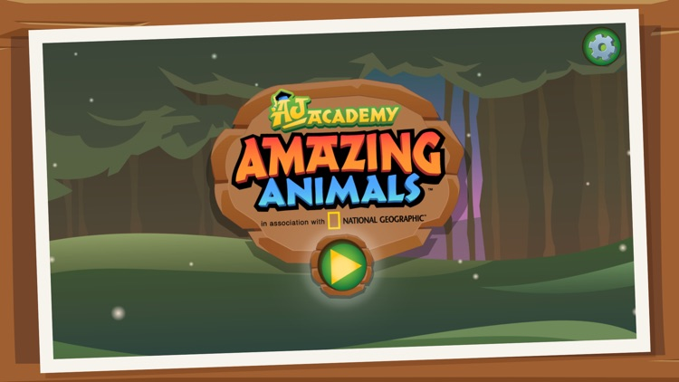 AJ Academy: Amazing Animals