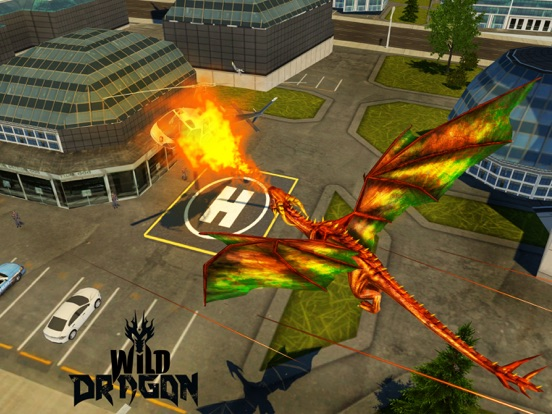 Dragon Revenge & Survival Sim screenshot 7