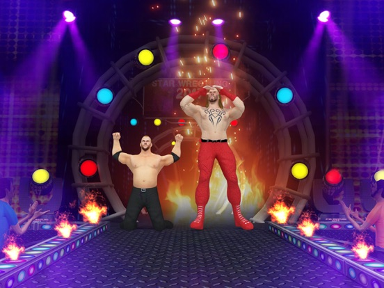 Real Wrestling Revolution 3d screenshot 15