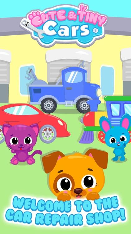 Cute & Tiny Cars screenshot-0