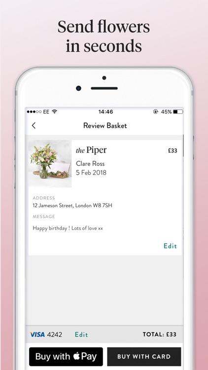 Bloom & Wild Flowers & Gifts screenshot-3
