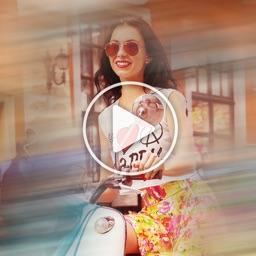 Slow Fast Reverse Motion Video