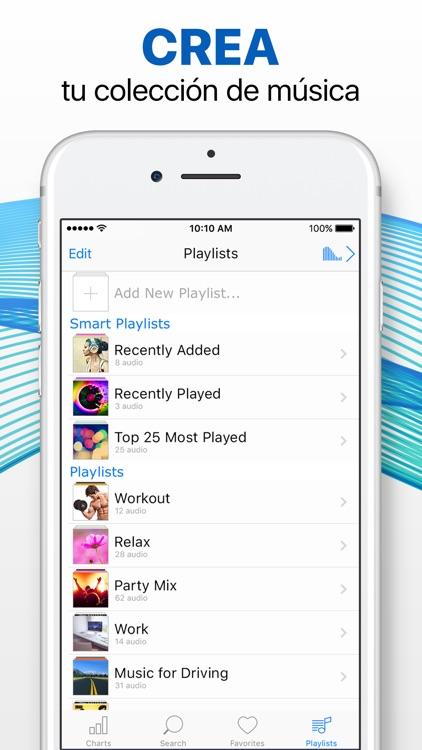 Reproductor de música mp3. screenshot-3