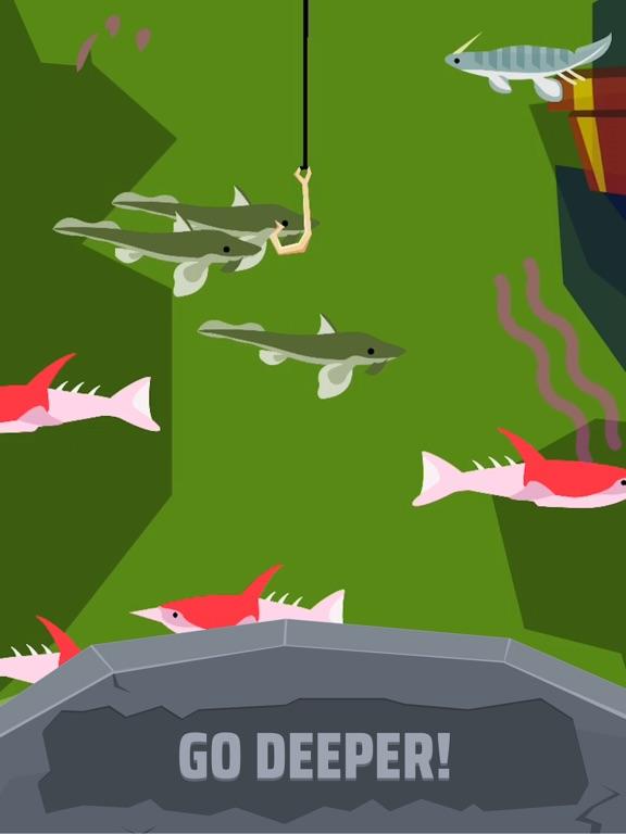 Go Fish: Jurassic Pond screenshot 7