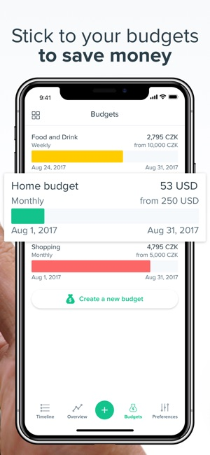 spendee budget money tracker on the app store