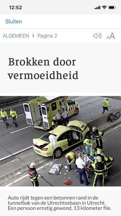 Noordhollands Dagblad - krant