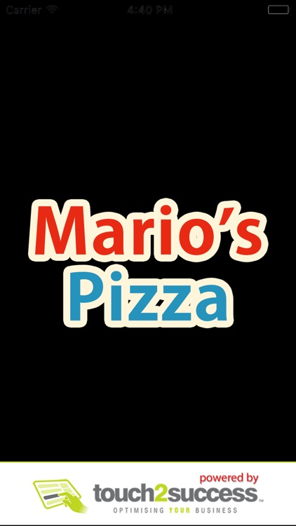 Marios Takeaway Carlisle By Touch2success