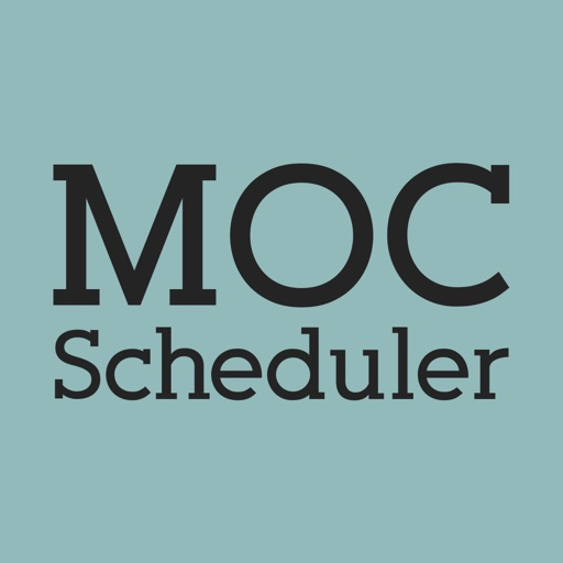 Moms On Call Scheduler app for iphone
