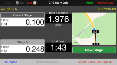 GPS Rally Odometer | App Price Drops