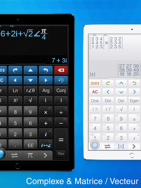Screenshot #6 pour Calculator ∞ - Calculatrice