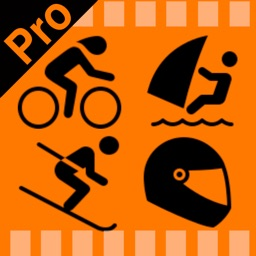 Action Cam Pro: Maps,speed,GPS