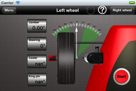 ALiSENSOR™ Wheel Align - náhled