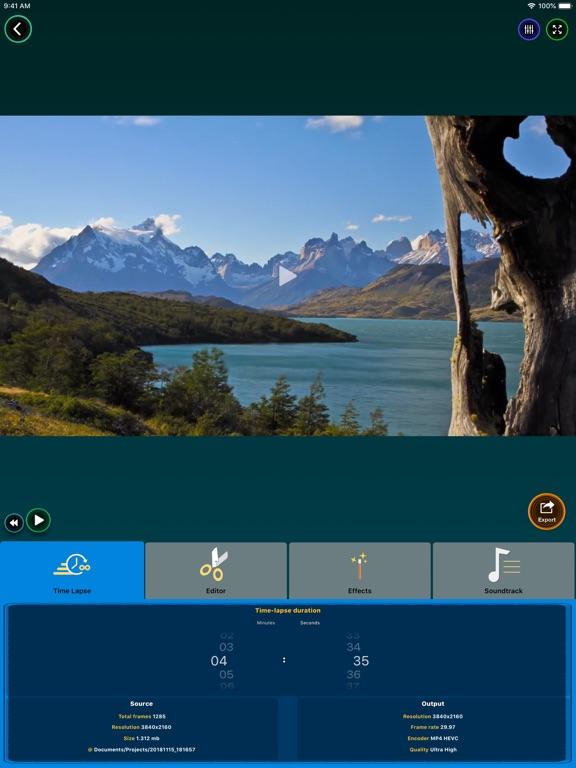 Lapse It Pro Screenshots