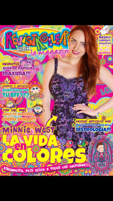 Revistroller Le magazin