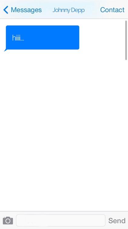 Fake Call And Fake SMS screenshot-4