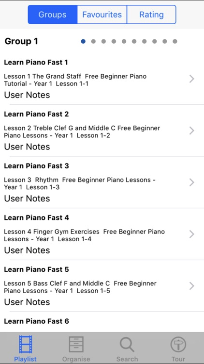 Learn Piano Fast