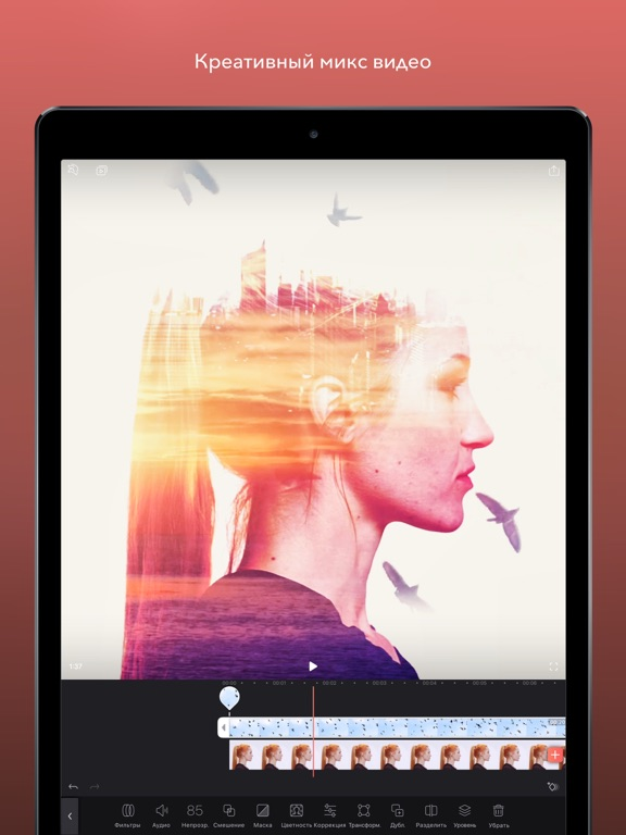 Enlight Videoleap Screenshot