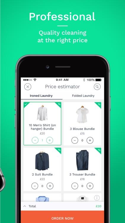 Zipjet » the Laundry App