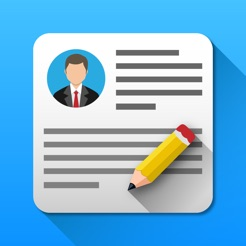 Resume builder resume creator on the app store resume builder resume creator 4 altavistaventures Image collections