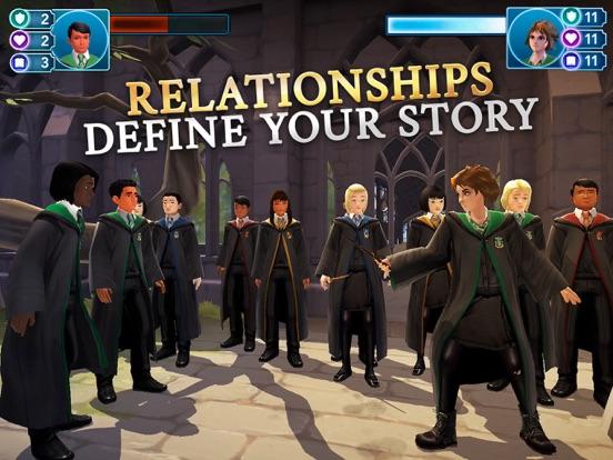 Harry Potter: Hogwarts Mystery-ipad-4