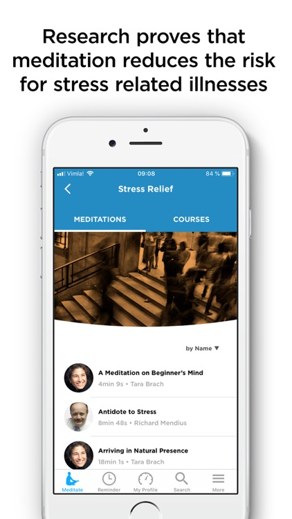 The Mindfulness App - meditate screenshot-8