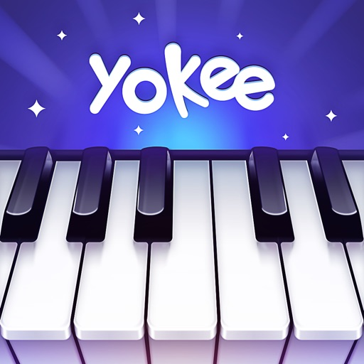 Piano app by Yokee download