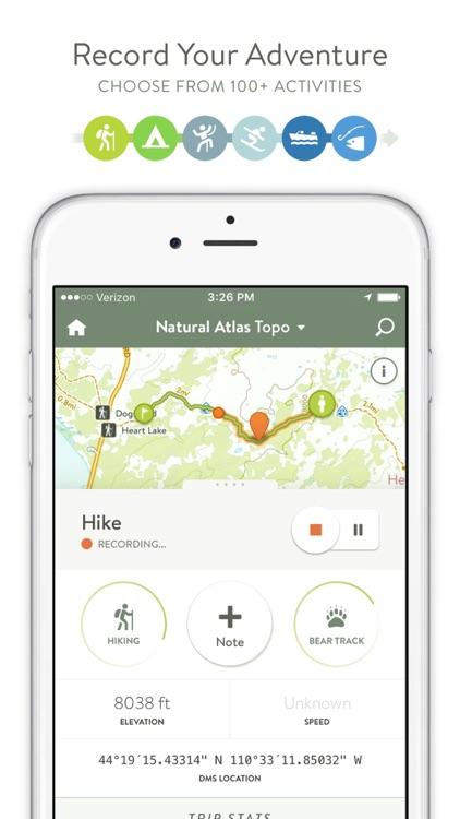 Natural Atlas