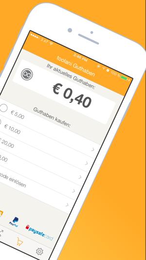 Toolani Im App Store