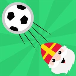Sinterklaas Voetbal Spelletje