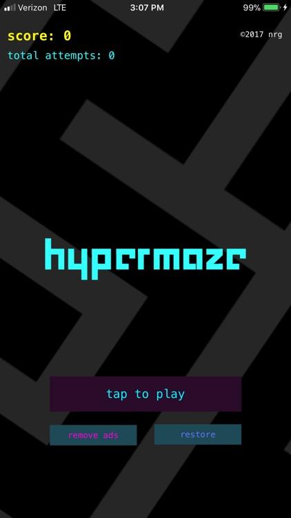 Hypermaze X
