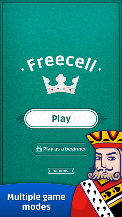FreeCell Solitaire ∙