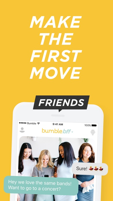 download Bumble - Meet New People apps 0