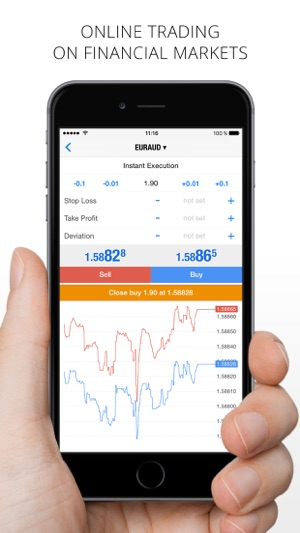 Metatrader 5 Forex Stocks On The App Store