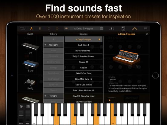 Screenshot #5 pour Syntronik