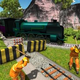 Railway Station Construction