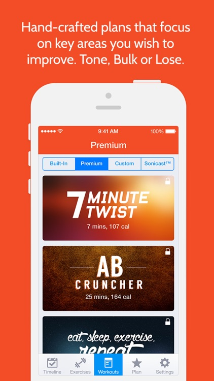 Instant Abs: Workout Trainer screenshot-3