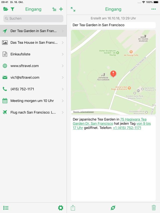 SnipNotes Screenshot