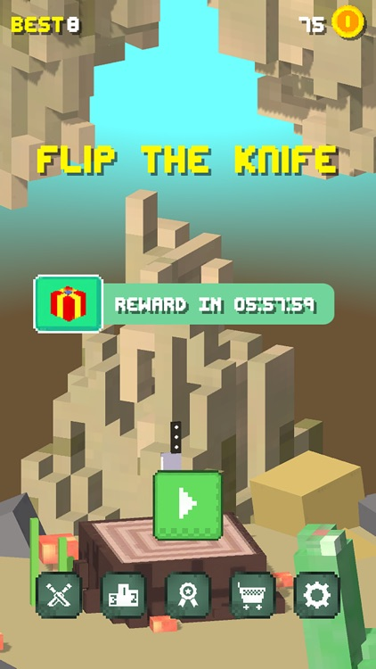FLIP THE KNIFE - KNIFE OUT 3D