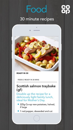 Co op food magazine on the app store screenshots forumfinder