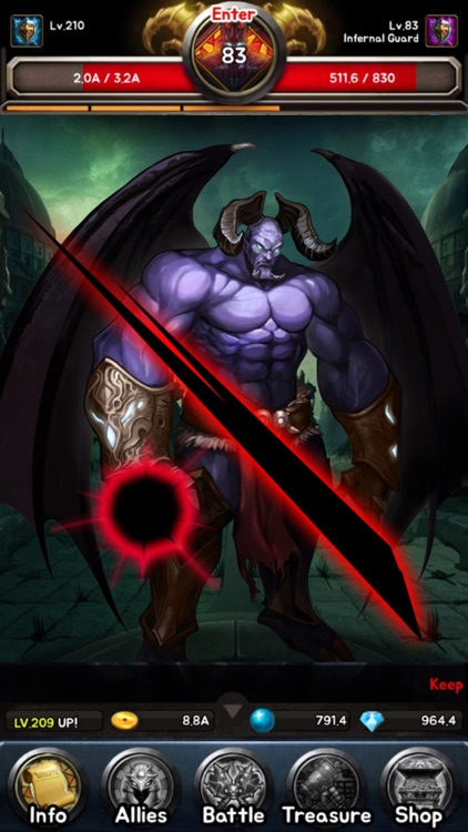 God of Battle screenshot-4