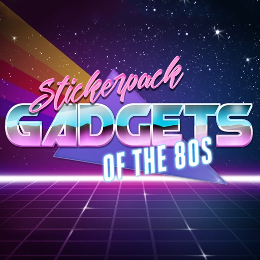 Retro 80s Gadgets