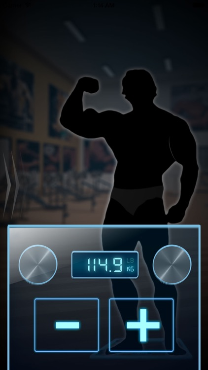 Body Progress - For Man screenshot-2