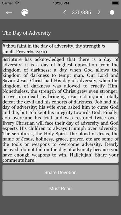 King James Bible -Offline screenshot-3