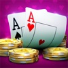 Poker Online: Texas Holdem Card Games LIVE - iPhoneアプリ