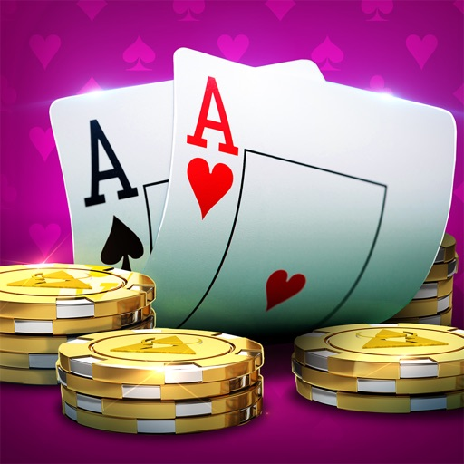 Poker Online: Texas Holdem Card Games LIVE