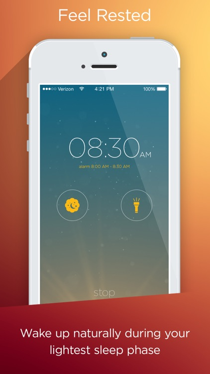 Zen Sleep Cycle Alarm Clock